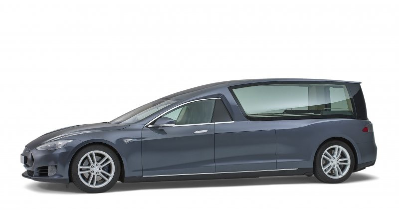 Tesla Rouwauto